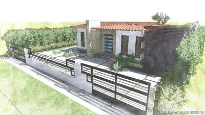 Miami Beach Single Family Home For Sale: 4427 Sheridan Ave