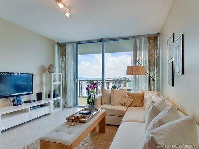 Miami Beach Condo For Sale: 6799 Collins Ave #1801