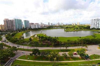 Aventura Condo For Sale: 3675 N Country Club Dr #1604