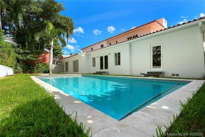 Miami Beach Single Family Home For Sale: 6030 Alton Rd
