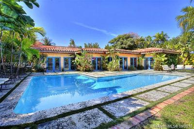 Key Biscayne Single Family Home For Sale: 365 Atlantic Rd