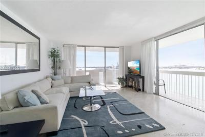 Miami Beach Rental For Rent: 800 West Ave #945