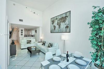 Miami Beach Condo For Sale: 5445 Collins Ave #BAY-14