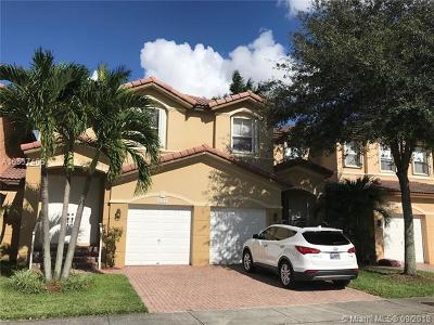 Doral Single Family Home For Sale: 8377 NW 113th Pl