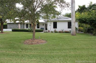 Palmetto Bay Single Family Home For Sale: 6964 SW 151st St