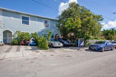 Miami Single Family Home For Sale: 77 NW 38th St