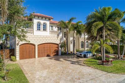 Deerfield Beach FL Single Family Home For Sale: $2,799,000