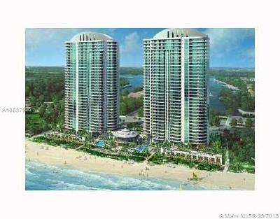 Sunny Isles Beach Rental Leased: 16047 Collins Ave #2403