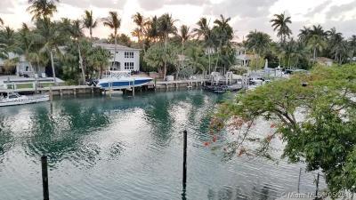 Bay Harbor Islands Condo For Sale: 9660 W Bay Harbor Dr #3E
