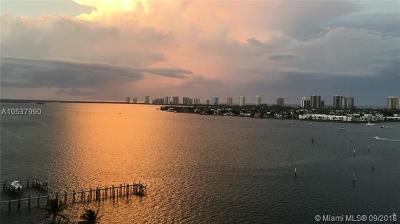Riviera Beach Condo For Sale: 2650 Lake Shore Dr #1203