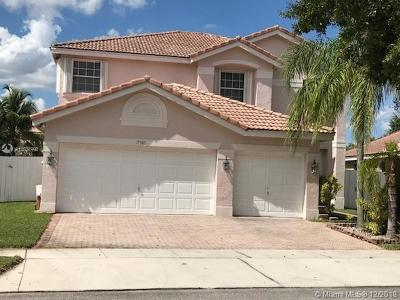 Miramar Single Family Home For Sale: 17987 SW 33rd Ct