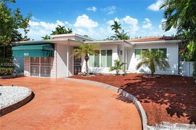Surfside Single Family Home For Sale: 9233 Emerson Ave