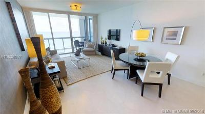 Miami Beach Condo For Sale: 6899 Collins Ave #1806