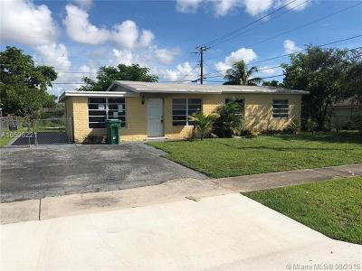 Davie Single Family Home For Sale: 6111 SW 38th Ct