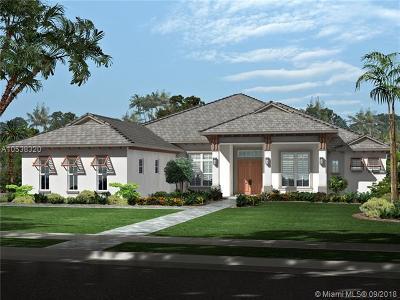 Lake Worth Single Family Home For Sale: 7360 Sisken Ter