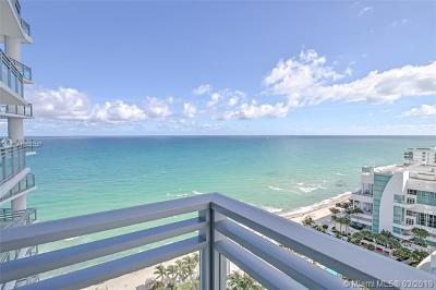 Hollywood Condo For Sale: 3535 S Ocean Dr #2103