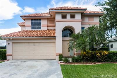 Coconut Creek Single Family Home For Sale: 4553 NW 50th St