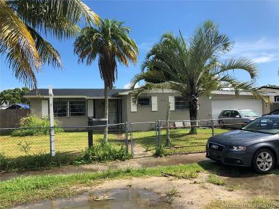 Homestead Single Family Home For Sale: 14772 SW 297th Ter