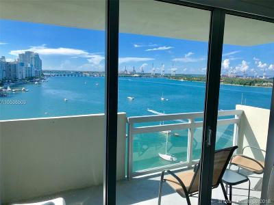 Flamingo, Flamingo South Beach, Flamingo South Beach Co., Flamingo Condo, Flamingo South Beach Cond, Flamingo South Beach I, Flamingo South Beach I Co Rental For Rent: 1500 Bay Rd #1236S