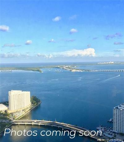 Miami Condo For Sale: 520 Brickell Key Dr #A1821