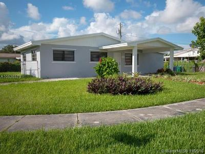 Homestead FL Single Family Home For Sale: $269,700