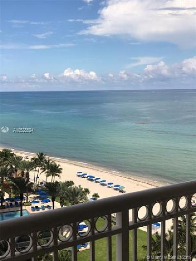 Sunny Isles Beach Condo For Sale: 19201 Collins Ave #PH 1120