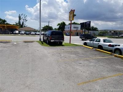 Miami Commercial For Sale: 1595 NW 79th St