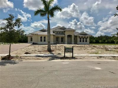 Lake Worth Single Family Home For Sale: 7349 Sisken Ter