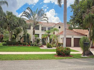 Davie Single Family Home For Sale: 3047 Perriwinkle Circle