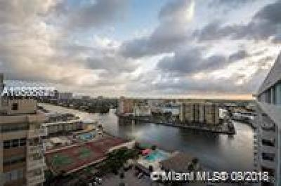 Hallandale Condo For Sale: 1833 S Ocean Drive #1802