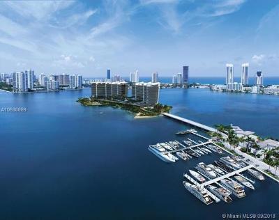 Aventura Condo For Sale: 5000 Island Estates Dr #705S