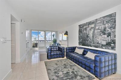Miami Beach Condo For Sale: 3200 Collins Ave #8-6