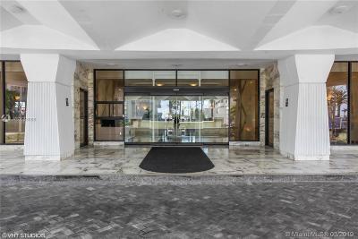 Miami Beach Condo For Sale: 5700 Collins Avenue #5L