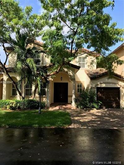 Doral Single Family Home For Sale: 4864 NW 110th Pl