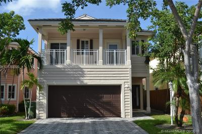 Homestead Single Family Home For Sale: 3413 NE 4th St