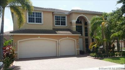 Miramar Single Family Home For Sale: 5463 SW 186th Way