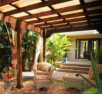 Coral Gables Single Family Home For Sale: 411 Savona Ave