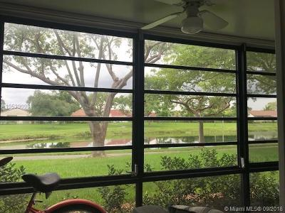 Miami Condo For Sale: 9707 Hammocks Blvd #103