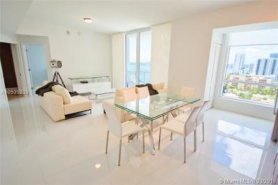 Crimson Condo, Crimson Miami, The Crimson, The Crimson Condo, The Crimson Condominium Rental For Rent: 601 NE 27 St #1204