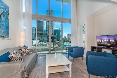 Miami Condo For Sale: 92 SW 3rd St #505