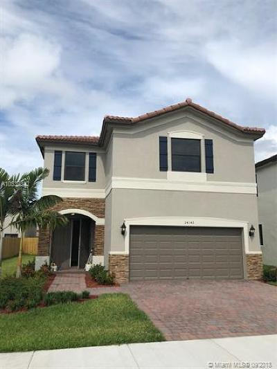 Homestead Single Family Home For Sale: 24142 SW 117th Path