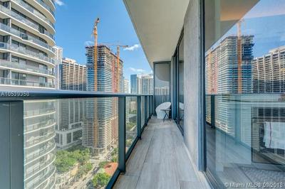 Miami Condo For Sale: 55 SW 9th St #2801