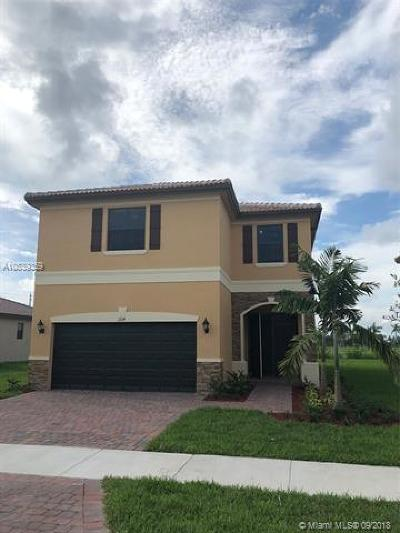 Homestead Single Family Home For Sale: 11714 SW 242nd Ter