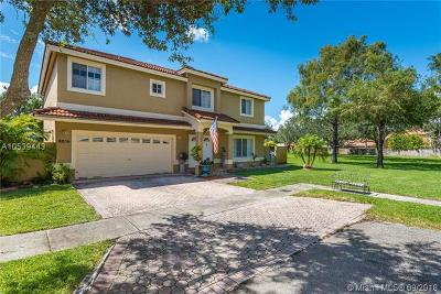 Hialeah Single Family Home For Sale: 8856 NW 188th St