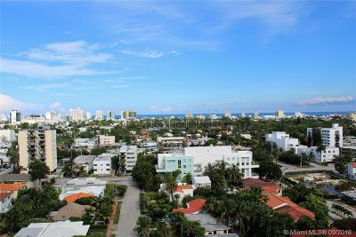 Miami Beach Condo For Sale: 1500 Bay Rd #1480S