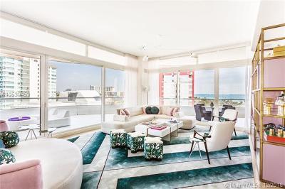 Miami Beach Condo For Sale: 3315 Collins Ave #6C