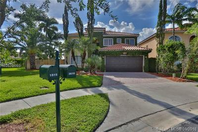 Homestead Single Family Home For Sale: 3610 NE 15th Dr
