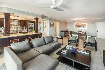 North Miami Condo For Sale: 12000 N Bayshore Dr #306