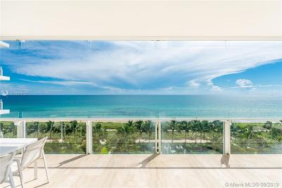 Surfside Condo For Sale: 9111 Collins Ave #N-611