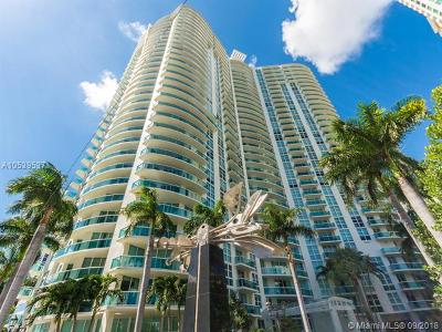 Fort Lauderdale Condo For Sale: 347 N New River Dr E #2809